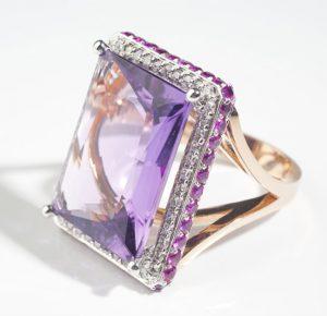 Roxa Barcelona joyas anillo