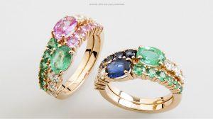 Roxa Barcelona joyas anillos
