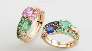 Roxa Barcelona jewelry rings
